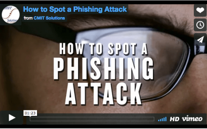 Video: How to Spot a Phishing Attack